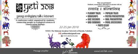 YETI 2018~22-25th Jan, 2018~MS University~Vadodara