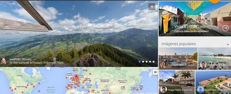 Geoinformación: Conoce 15 aplicaciones geográficas de Google | #GoogleMaps | Scoop.it