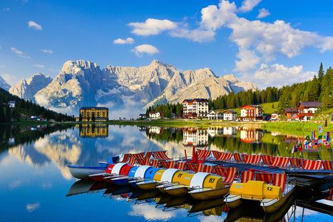 Italy's Lesser Known UNESCO World Heritage Sites | Italia Mia | Scoop.it