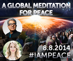 Chopra Center - Global meditation | Share Some Love Today | Scoop.it