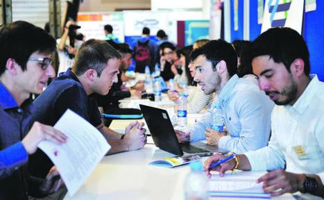 El interés de las empresas por fichar ingenieros de la UPC crece sin cesar