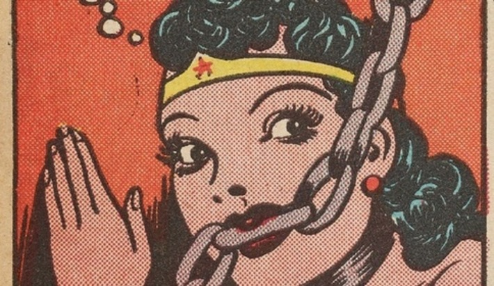 Wonder Woman's Kinky Feminist Roots | Sex History | Scoop.it