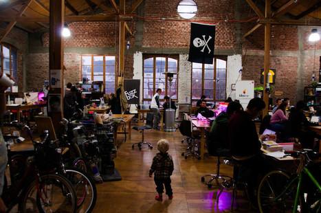 Indépendants mais ensemble, les«makers» inventent denouvellescollaborations   Espaces collaboratifs d'(open) innovation   Scoop.it
