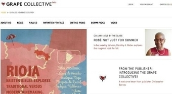 Grape Collective: Rethinking The Wine Magazine | Food History & New Markets | Scoop.it