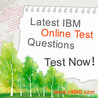 IBM Certification Online Test Share