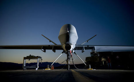 Homeland Security increasingly lending drones to local police | Rise of the Drones | Scoop.it
