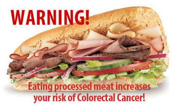 PCRM   Subway's Health Claims are Bologna   Nutrition Science   Scoop.it