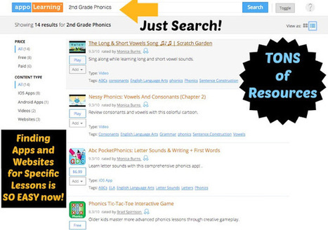 Kleinspiration: Google + Pinterest + Dropbox = [NEW] Free @appolearning (Lesson Planning Dream)! | STEM | Scoop.it