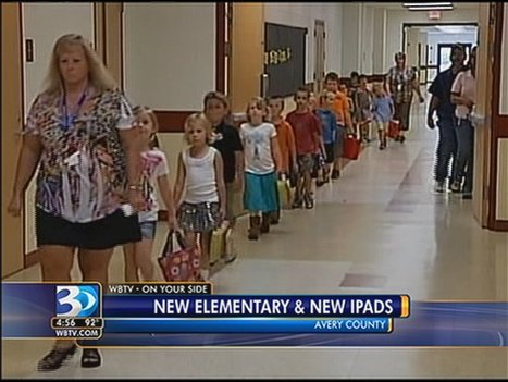 iPads for students in Avery County | The iPad Classroom | Scoop.it