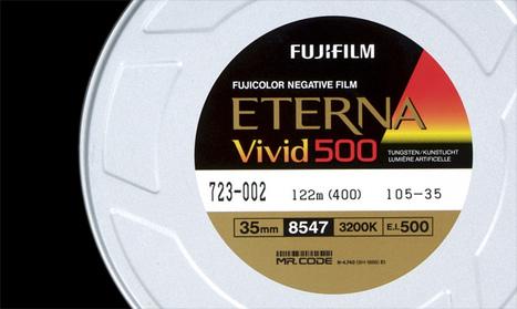 Cinescopophilia: A Farewell Message from Fujifilm Motion Picture UK | Film & Cinema | Scoop.it