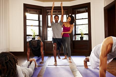 Why Men Should Practice Yoga | AmongMen.com - Huffington Post | transerfing&EN | Scoop.it