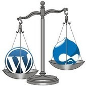 Drupal and WordPress Compared: Is there a Better One? | Xarxes, plataformes socials i aplicacions | Scoop.it