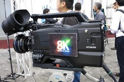 SUPER HI-VISION' in Ultra High Definition Television (UHDTV)