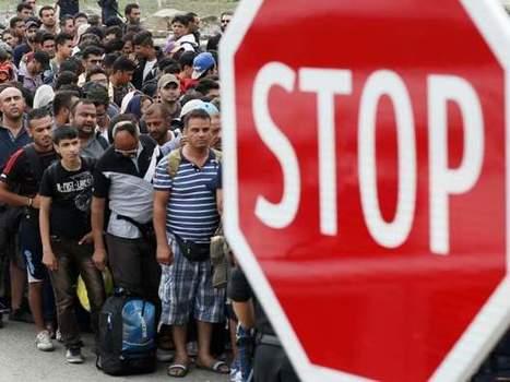 قوانین جدید پناهندگی سوئد 2017 سیتیزند The door is closed: Germany begins turning away.