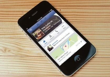 Facebook Launches New Mobile Design for Business Pages | Data Nerd's Corner | Scoop.it
