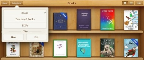 iPad Tips for Teachers Using iBooks forEducation | Tech in Education | Scoop.it