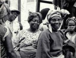 Women who led Rebellions:  Funmilayo Anikulapo-Kuti b.1900 | They put Afrika on the map | Scoop.it