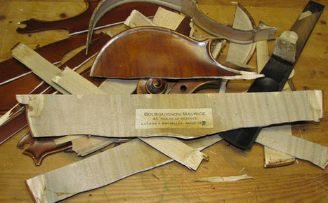 Pour rembourser un acheteur, Paypal demande la destruction d'un violon à 2500 dollars   Mais n'importe quoi !   Scoop.it