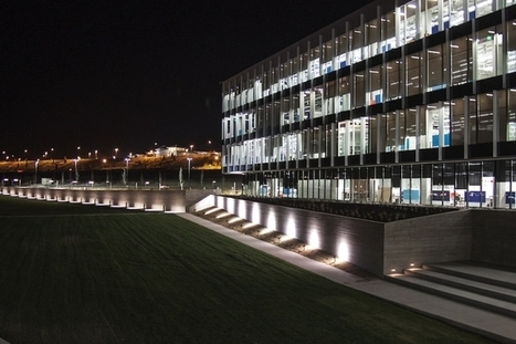 Adobe Debuts Its Newest Campus - Bring Your Gym Shorts! - Forbes | Adobe Adobe Illustrator | Scoop.it