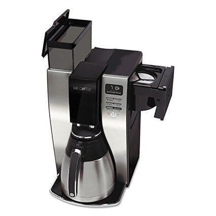 Technivorm moccamaster 59691 kb 741 ao 10 cup 1 mr coffee bvmc pstx91 optimal brew 10 cup thermal coffeemaker blackstainless steel fandeluxe Image collections