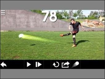Snapshot: La aplicación para iOS que permite analizar las jugadas de fútbol | Noticiasdot.com | Edu-Recursos 2.0 | Scoop.it