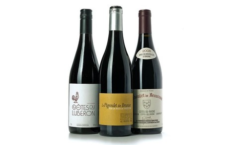 Wine tasting notes: Southern Rhône reds | A Wine for Valentine's Day... | Scoop.it