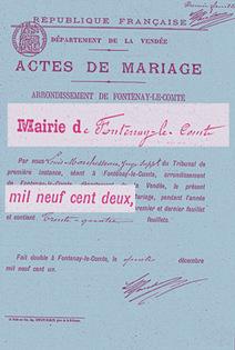 Lettre d'information des Archives de Vendée : visite des archives, généalogie, journées d'étude. | Genéalogie | Scoop.it
