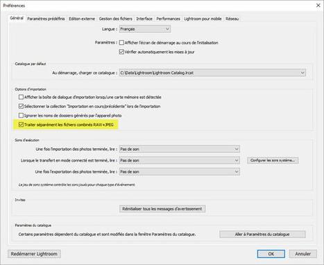 Comment séparer RAW+JPG après l'import dans Lightroom | Chroniques libelluliennes | Scoop.it