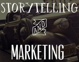 The Art of Storytelling in Branding and Marketing | SchoolLibrariesTeacherLibrarians | Scoop.it