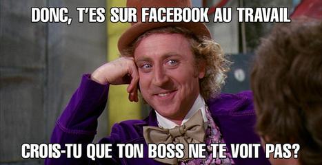 Facebook travaillerait sur une déclinaison professionnelle de son réseau social | Branchez-vous | Tout sur les réseaux sociaux | Scoop.it