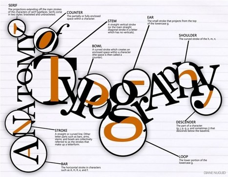 16 Different Elements of Typography | ToxNetLab's Blog | Scoop.it