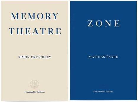 Friday Book Design Blog: Fitzcarraldo Editions - The Independent (blog) | Blog writers | Scoop.it