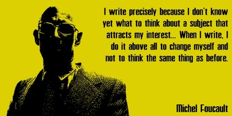Professor Hubert Dreyfus- Heidegger and Foucault on the Subject, Agency and Practices | Wisdom 1.0 | Scoop.it