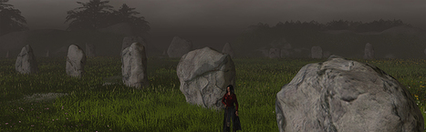 Virtual Avebury: Exploring Ancient Landscapes Through Virtual Reconstructions | Future of Libraries: Beyond Gutenberg | Scoop.it