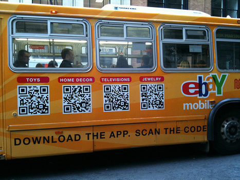 Eight best practice tips for using QR codes in marketing | Online Marketing with Tech | Scoop.it