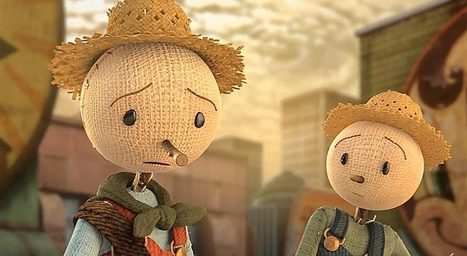 Chipotle's Scarecrow Takes on Industrial Food | Searching for Safe Foods | Scoop.it