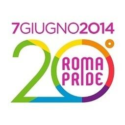 Il Roma Pride lancia il suo nuovo logo permanente | Gay Italia | Scoop.it