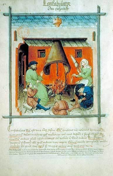 Gastronomie médiévale à l'exposition virtuelle de la Bibliotheque nationale de France   gillieronstephane   Scoop.it