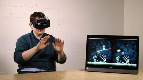 This Virtual Reality Game Could Help Treat Lazy Eye | Drs. McIntyre, Garza, Avila, & Jurica | Scoop.it