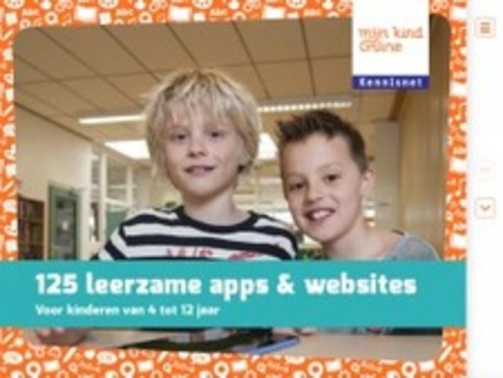 Nieuwe brochure: 125 leerzame apps & websites | Mijn Kind Online | Apps voor kinderen | Scoop.it