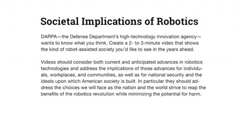 Robots4Us Student Contest | DRC | STEM Education models and innovations with Gaming | Scoop.it