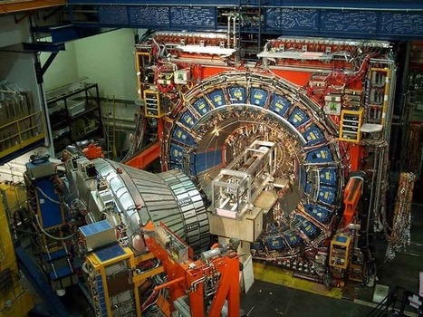 Evidence for antimatter anomaly mounts | KurzweilAI | FutureChronicles | Scoop.it