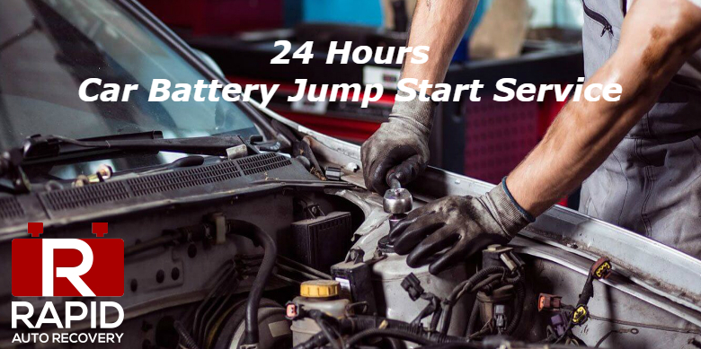 24 Hours Car Battery Jump Start Service In Sing