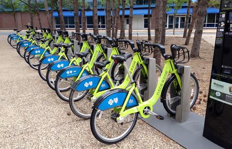 全米に広がる「自転車の現代型シェアリング」 «  WIRED.jp   Active Commuting   Scoop.it