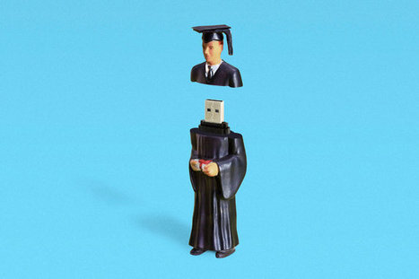 Here's What Will Truly Change Higher Education: Online Degrees That Are Seen as Official   Adaptive Learning and Metadata   Scoop.it