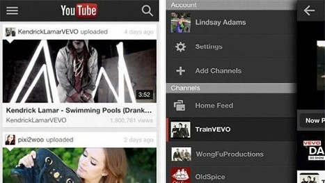 App of the Week: YouTube for iOS Runs on iPhone, iPod - ABC News (blog) | Edtech PK-12 | Scoop.it