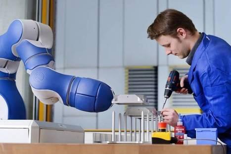 La robotique collaborative se fait une place en entreprise | Une nouvelle civilisation de Robots | Scoop.it