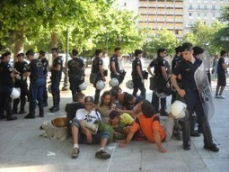 ΔΕΛΤΙΟ ΤΥΠΟΥ 16M – Αναίτιες συλλήψεις διαδηλωτών στην Ελλάδα | Agora Athens | March to Athens | Scoop.it