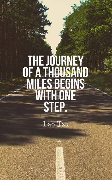 42 Inspirational Journey Quotes And Sayings C