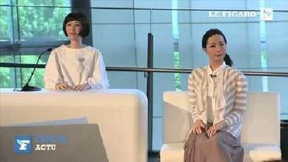 #Japon : deux androïdes à l'humanité troublante embauchés dans un musée | DEPnews développement personnel | Scoop.it